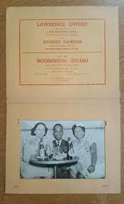 CLUB OWENS Souvenir Photo DETROIT, MI African American NIGHTCLUB |  #1864911302