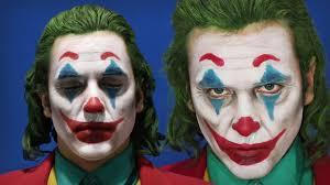 joker makeup tutorial the faceless