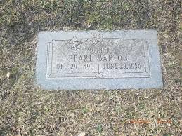 Pearl Adeline Walters Barton (1890-1956) - Find A Grave Memorial