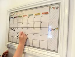 5 easy diy calendars for home and office