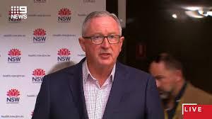 Coronavirus: NSW Minister Brad Hazzard ...