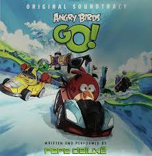 PEPE DELUXE - Angry Birds Go (Original Soundtrack) - Amazon.com Music