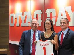 Meet Shauna Green, the Newest Flyer Head Coach – Flyer News: Univ ...