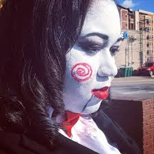 saw billy the puppet indy hip chic