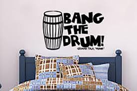 Moana Bang The Drum Gramma Tala Wall Decal Sticker 18 8 W X 12 H Lucky Girl Decals