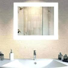 led wall mount mirror ezradecorating co