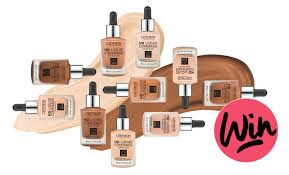 win one of four catrice makeup hers