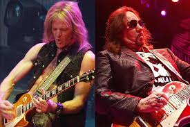 Doug Aldrich Recalls Auditioning to Replace Kiss' Ace Frehley