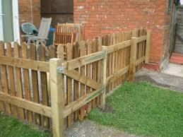 Fencing Wood Concrete Taunton Bridgwater Yeovil Burnham On Sea Slabs R Us