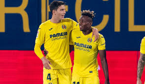 Villarreal up to third after win over Valladolid