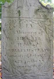 Abigail Simmons Strang (1751-1839) - Find A Grave Memorial