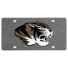 Missouri Car Accessories Missouri Tigers License Plates Decals Fansedge