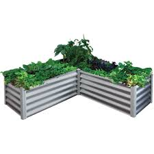 the organic garden co 150 x 150 x 41cm