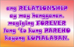 tagalog love quote for facebook status com