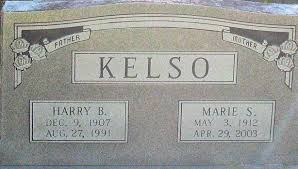 Marie Elvia Smith Kelso (1912-2003) - Find A Grave Memorial