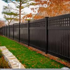 Semi Privacy 3 Or 6 Boards W O E Lattice Illusions Fence