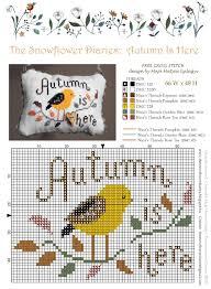 the snowflower diaries free chart