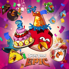 Angry Birds Epic – Bexdyie