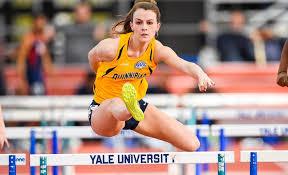 Jessica Lee Qualifies for NCAA East Regional in 100m Hurdles - Quinnipiac  University Athletics