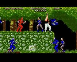 dragon ninja 1988 amiga game