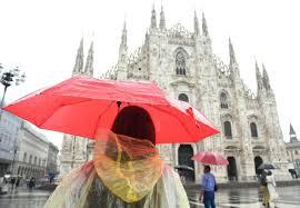 METEO MILANO – STOP al bel tempo, forti TEMPORALI e possibili ...