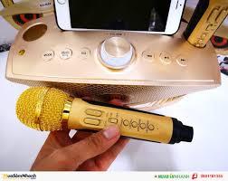 Loa Bluetooth Karaoke SD-306 Âm Thanh 3D Kèm 2 Mic, Mới 100%, Giá ...
