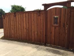 Frisco Texas Fence Company And Contractor Nortex