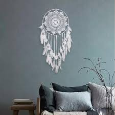 Large Dream Catcher Big Kids Room Decoration Girl Nordic Decoration Ho Lux Eco