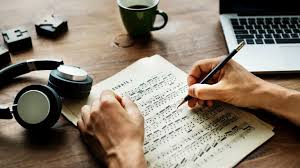 music writing