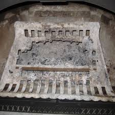 stop fireplace grate melt down the
