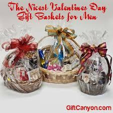 valentines day gift baskets for men