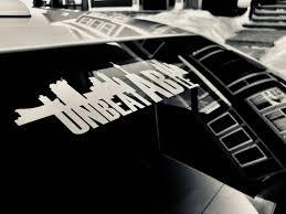 Alberta Shield Car Decal Unbeatable Alberta Car Decal Etsy