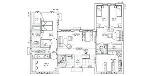 l shaped house plans u shaped houses