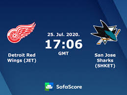 Detroit Red Wings (JET) San Jose Sharks (SHKET) canlı skor, video ...