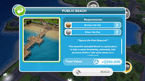 beach the girl who