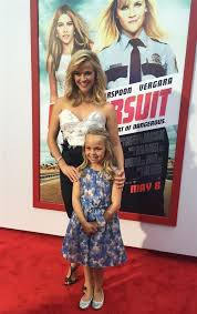 Harding Academy | Reese Witherspoon '90 and Third Grader Abby James Walk  the Red Carpet