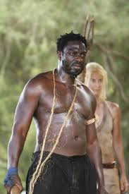 Adewale as Mr. Eko in Lost - Orientation (2x03) - Adewale ...