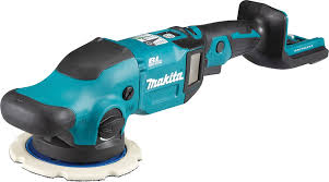 Makita Polisher Orbit 18v Cordless 550mmx180mmx160mm Dpo600z Cordless Sanders Polishers Cordless Power Tools Power Tools Blackwoods
