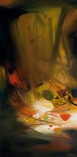 秋,1978年5月1日 Autumn, May 1, 1978 by Chu Teh-Chun on artnet