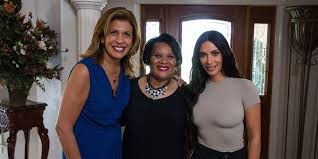 Kim Kardashian West opens up about 'mission' to free Alice Johnson ...