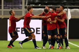 UEFA Nations League, dove vedere Ucraina Spagna streaming e diretta tv