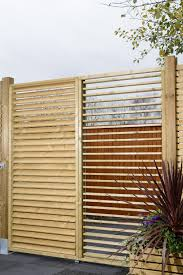 The Adjustable Slat Screen From Grange Great For Zoning Areas Of The Garden Fence Design Garden Screening Backyard Privacy