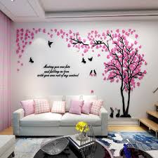 Alicemall 3d Wall Stickers Forest Wall D Buy Online In Macedonia At Desertcart