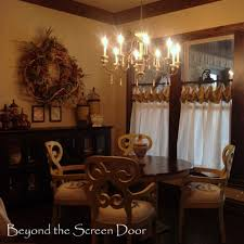Gallery - Cafe Curtains & Sill Length Panels - Sonya Hamilton Designs
