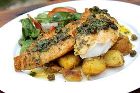 ChelseaWinter.co.nz Pan fried fish with ...