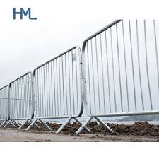 Galvanized Colorful Mobile Movable Steel Portable Interlocking Line Control Fence Panels Buy Galvanized Portable Fence Panels Line Control Panel Line Control Fence Panels Product On Alibaba Com