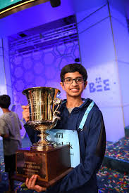 Indian-American wins Spelling Bee contest - Weekly Voice