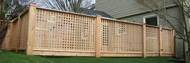 Lattice Screen Woodway Products