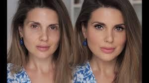 lazy makeup tutorial ali andreea