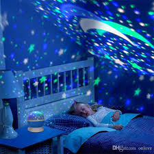 Ful Led Star Projection Night Light Moon Lamp Battery Usb Kids Gift Children Bedroom Projector Lamp Party Supplies Xd22918 From Onlove 10 33 Dhgate Com